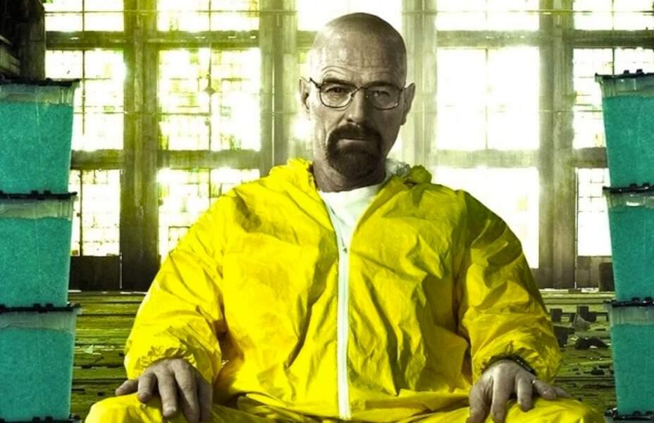 Walter White, alias Heisenberg, dans Breaking Bad