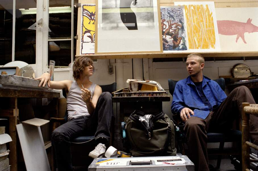 Look artiste dans Paris je t'aime (2006)
