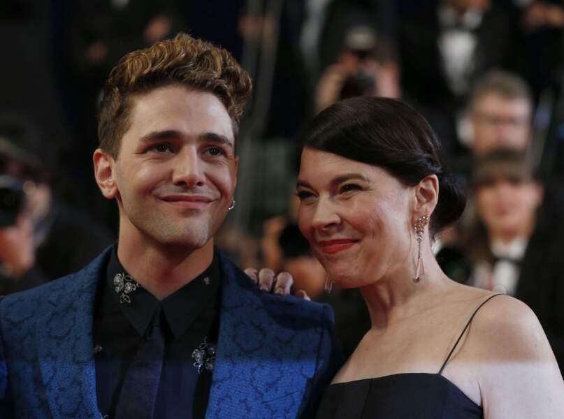 Anne Dorval a joué dans quatre films de Xavier Dolan, dont l'inoubliable Mommy.