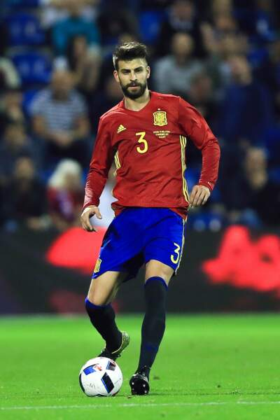 "En Espagne, on dit : ""Olé Gerard Pique !"""