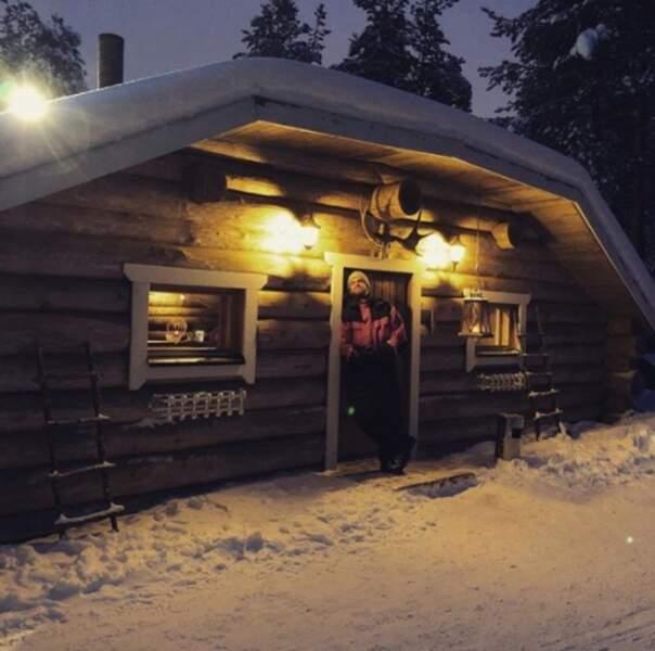Keen'V était en Laponie.