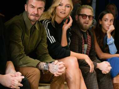 Pierre Niney et Neymar, David Beckham et Karly Kloss, Robert Pattinson… Les stars nombreuses à la Fashion week de Paris