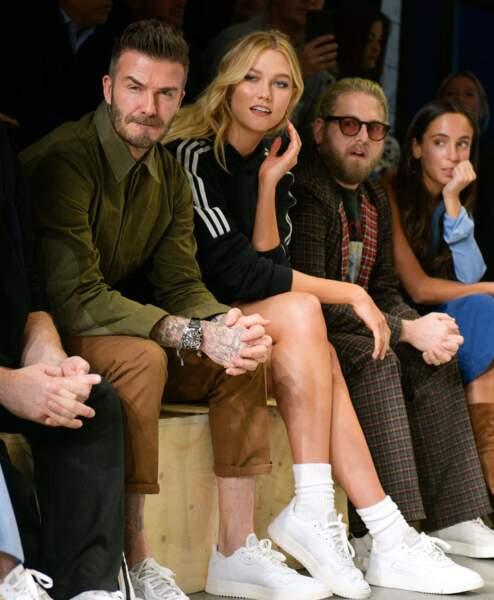 Les stars étaient nombreuses à assister aux défilés de la Fashion Week parisienne en ce début d'année 2019