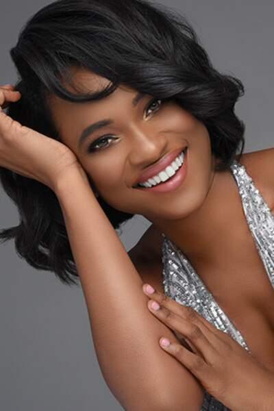 Aniska Tonge, Miss Îles Vierges des Etats-Unis