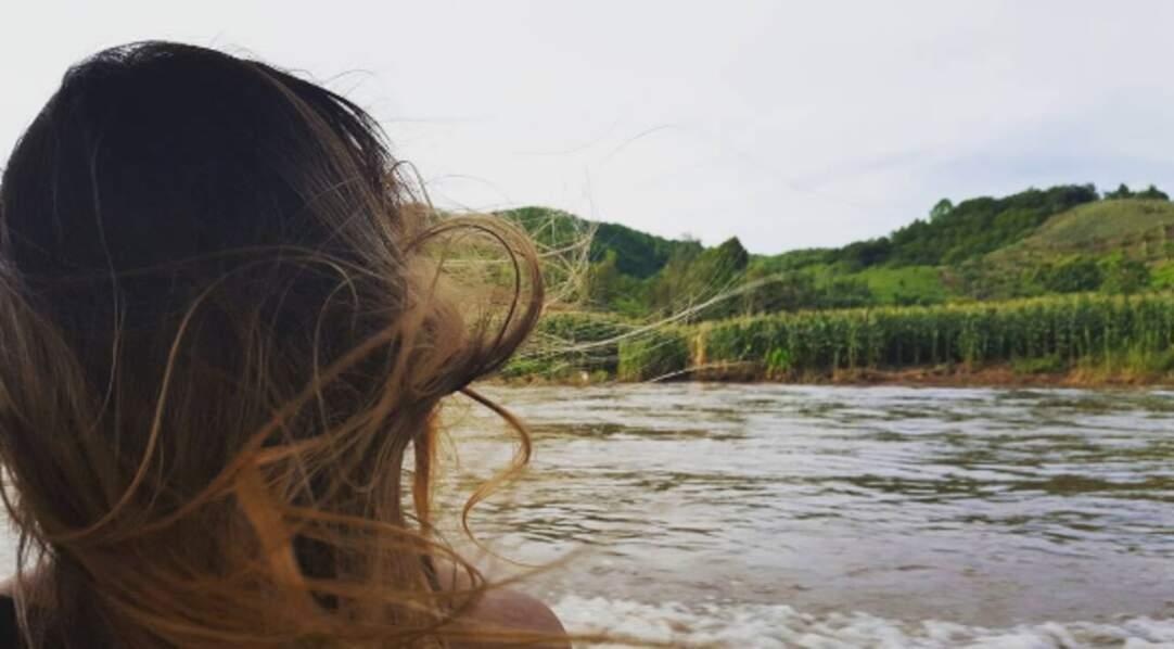 ... et balade sur la Kok, une rivière qui traverse la province de Chiang Rai