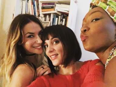 Instagram : selfie lingerie pour Bella Hadid, Delphine Wespiser après le coiffeur...