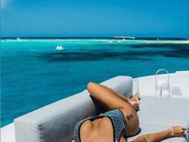 Plage en bikini, photos de famille et moments entre copines : la belle vie de Jade Lagardère sur Instagram