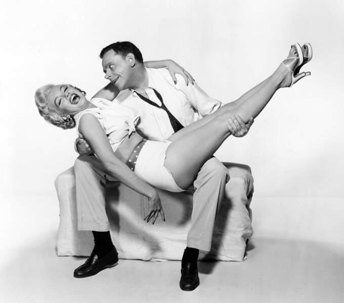 Marilyn et Tom, un duo de cinéma renversant !