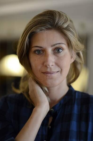 Amanda Sthers. L'auteure a épousé Patrick Bruel en 2004.