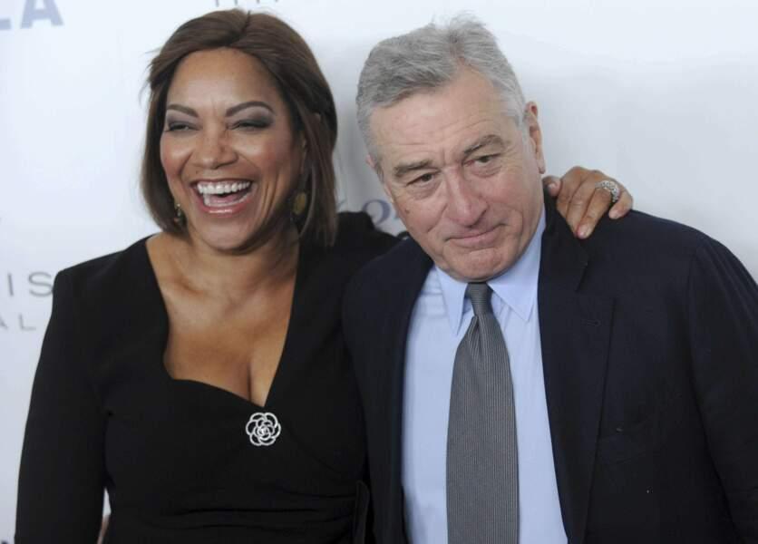 Après 30 ans d'amour, Robert de Niro et Grace Hightower se séparent