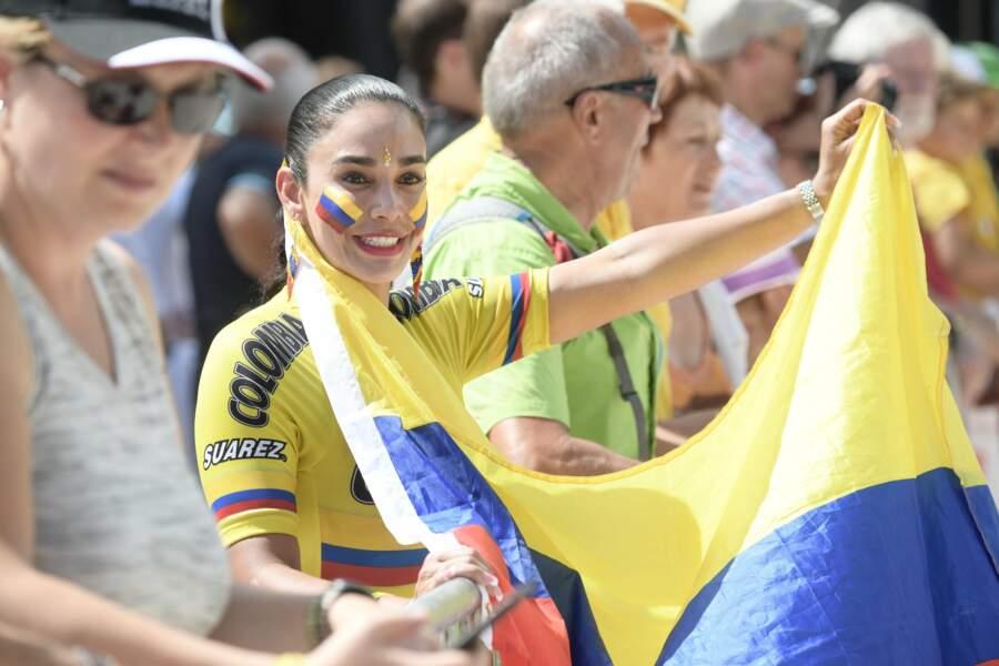 Le Tour de France, c'est aussi l'occasion de voyager...