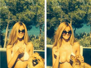 L'album photo hyper sexy des vacances de Zahia