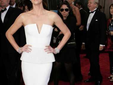 Entre Amour, glamour et humour... Les plus belles photos des Oscars 2013