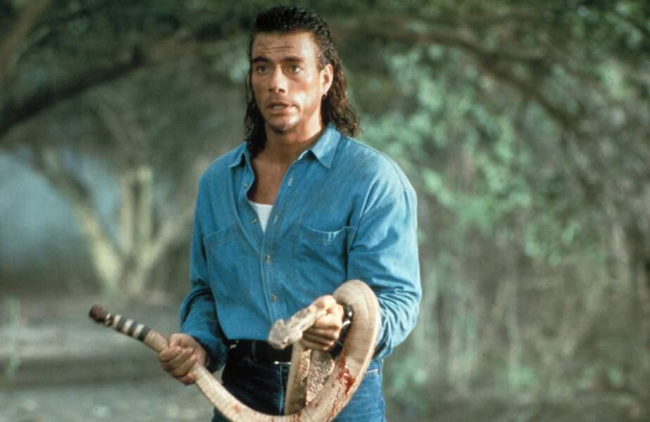 Jean-Claude Van Damme dans Chasse à l'homme