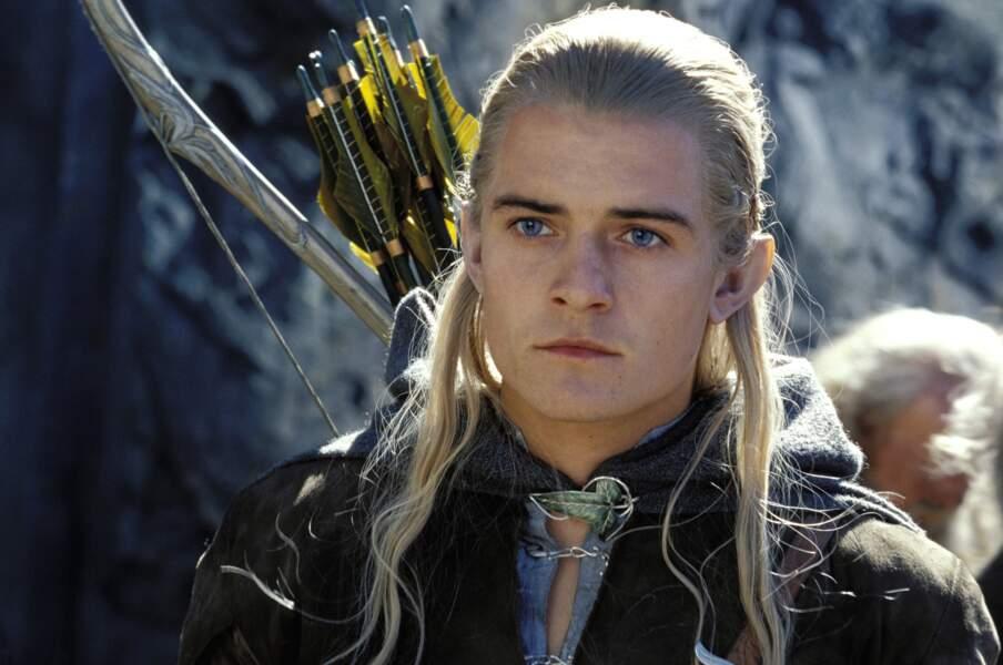 Que devient Orlando Bloom, qui incarne Legolas ?