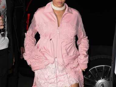Rihanna, star de la Fashion Week avec sa collection Puma