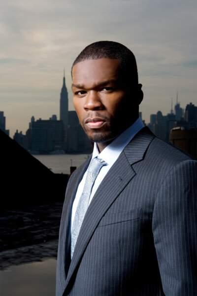 31. 50 Cent (rappeur)