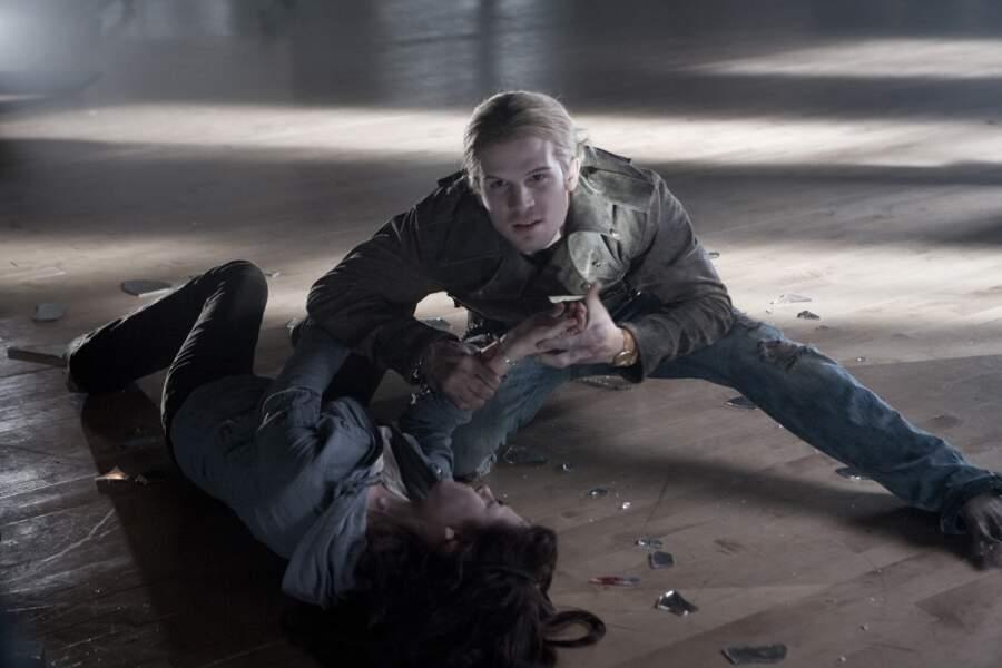 Les fans de Twilight le connaissent sous les traits du vampire James, dans le premier volet