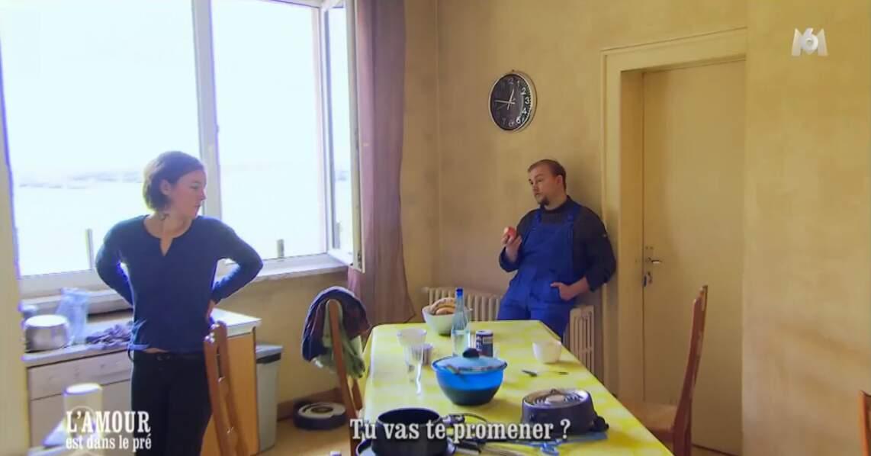 Louise et Julien ont assorti leurs tenues