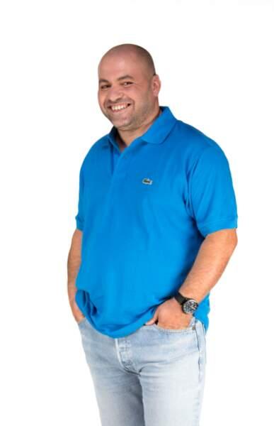 Abdel, 43 ans, éleveur