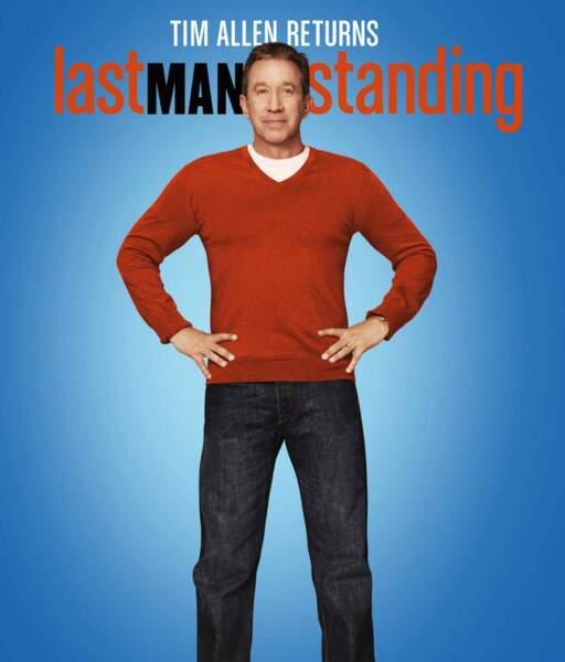 8. Tim Allen, Last man standing : 11 millions de dollars par an