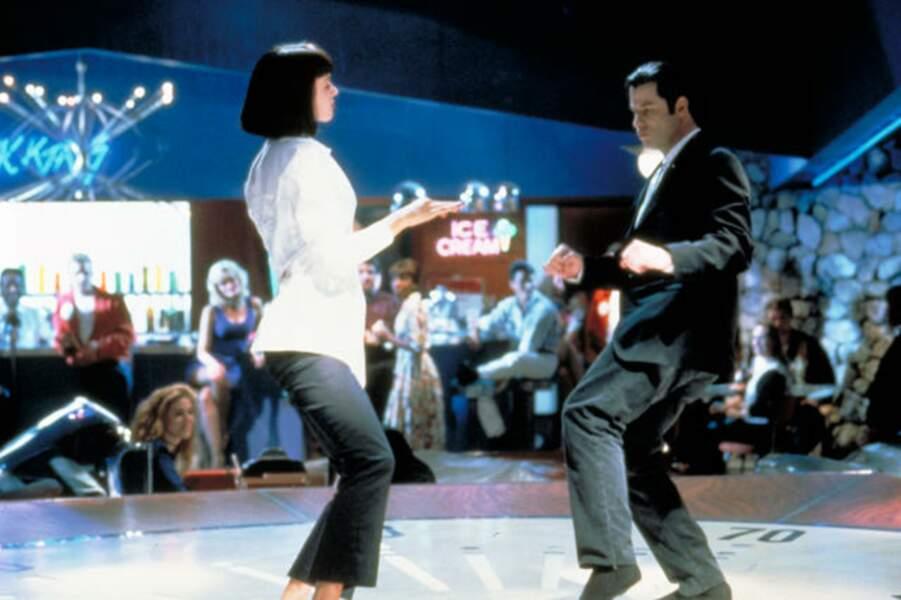 Pulp Fiction fut récompensé par la Palme d'or au Festival de Cannes en 1994