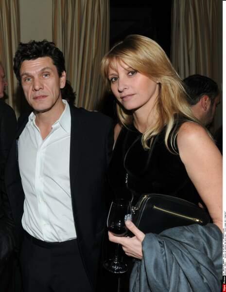 Après 23 ans de mariage et trois beaux enfants Sarah et Marc Lavoine ont divorcé