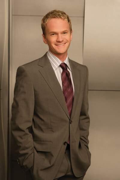 Le célèbre Barney à qui l'irremplaçable Neil Patrick Harris prêtait ses traits.