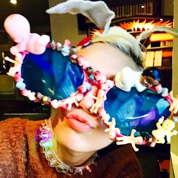 Et celles-ci ? Non mais Miley, c'est vraiment n'importe quoi !