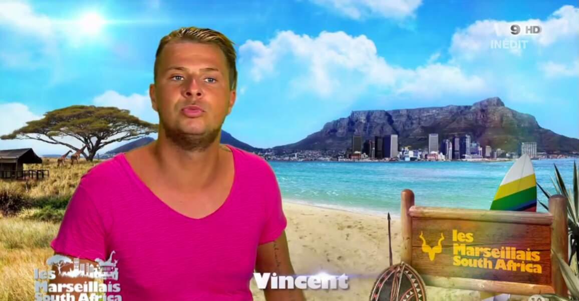 Vincent des Ch'tis et son t-shirt rose, une grande histoire d'amour !
