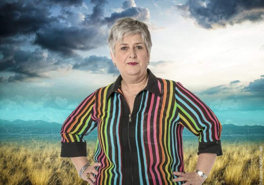 Muriel, la voyante de 54 ans