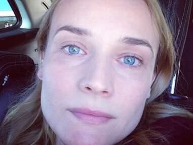 Instagram : Diane Kruger au naturel, Joy Esther enfant