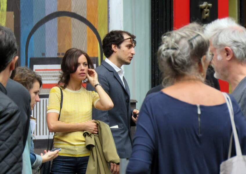 Redoutable le prochain film de Michel Hazanavicius avec Bérénice Bejo se tourne à Paris