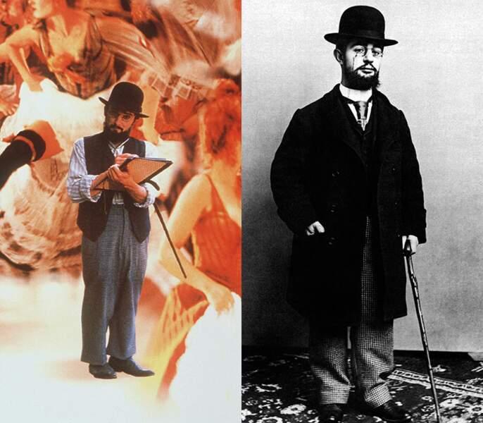 … le génial Henri de Toulouse-Lautrec. Bluffant !