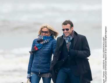 Emmanuel et Brigitte Macron : une histoire d'amour... en 9 looks !