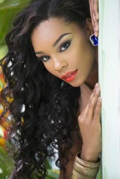 Miss Bahamas, Ashley Bettina HAMILTON