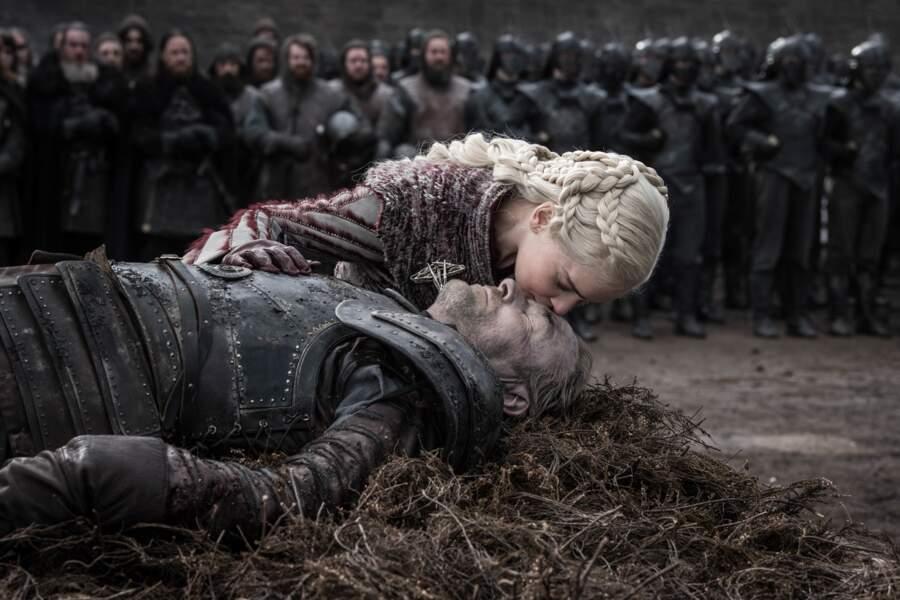 Daenerys dit adieu à Ser Jorah