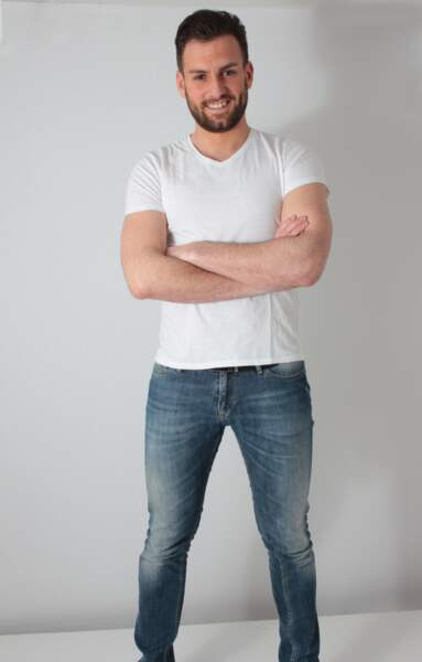 Christophe Dutrey, Mister Aquitaine Limousin Poitou Charentes