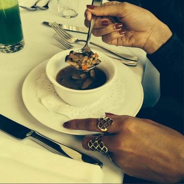 Pendant ce temps : Beyoncé fait un régime végétarien pendant 22 jours