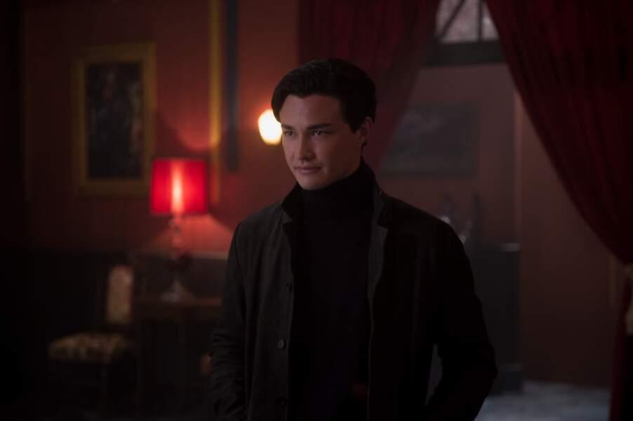 Le jeune et beau Nicholas Scratch se lie d'amitié avec Sabrina... Il est joué par Gavin Leatherwood.