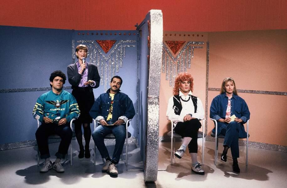 Les Inconnus sur scène (1990)