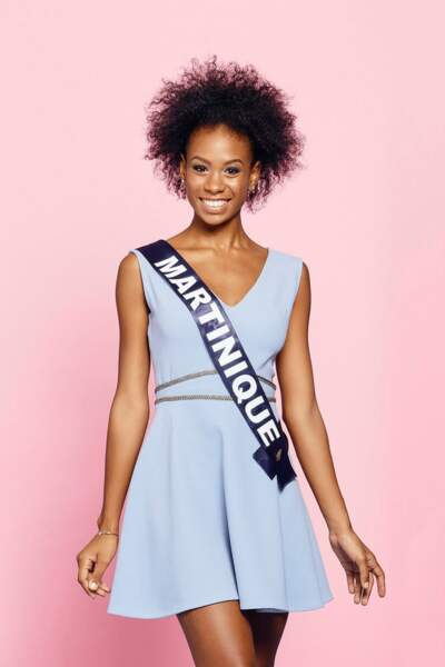 Miss Martinique, Olivia Luscap