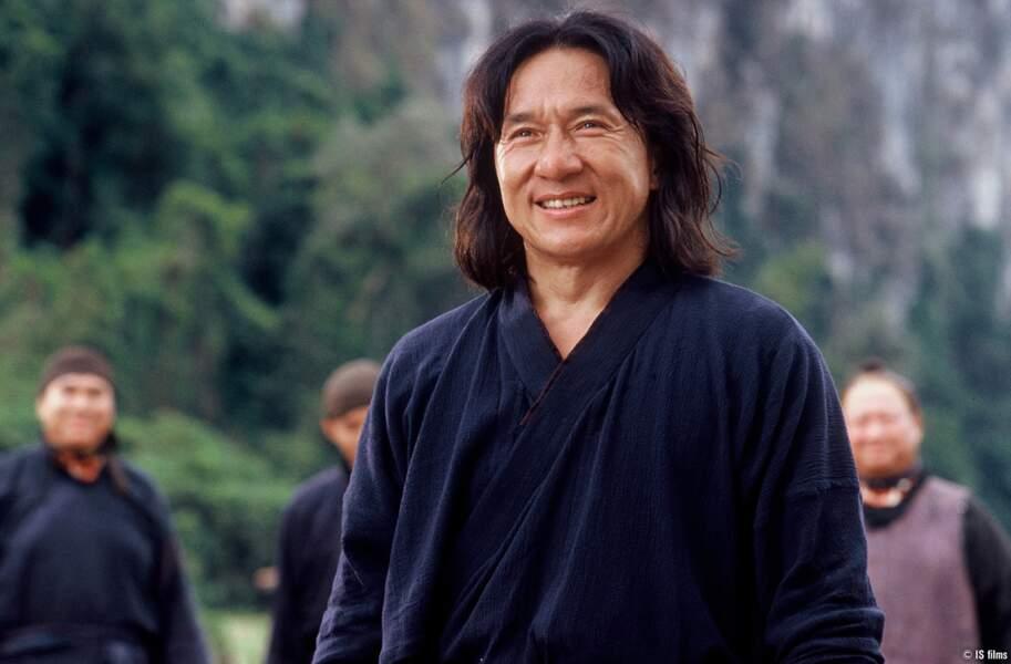 20. Jackie Chan (acteur)