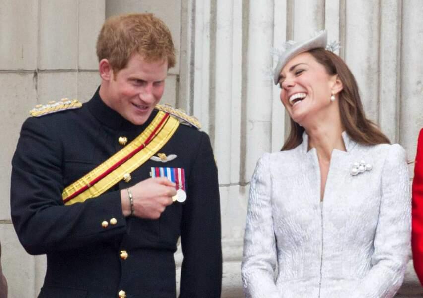 Le prince Harry serait-il la cause de cette soudaine déconcentration ?