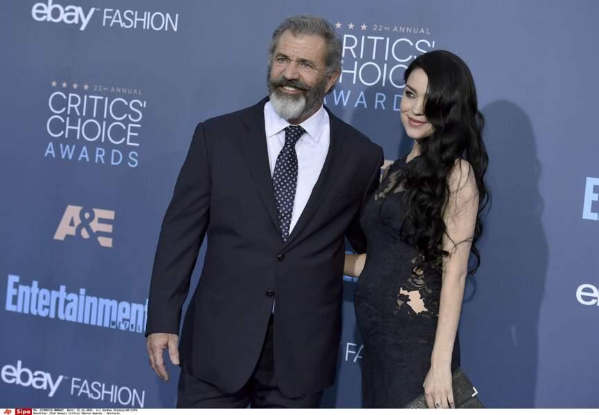 Rosalind Ross donnera son neuvième enfant à Mel Gibson. MàJ : ils sont devenus parents en janvier