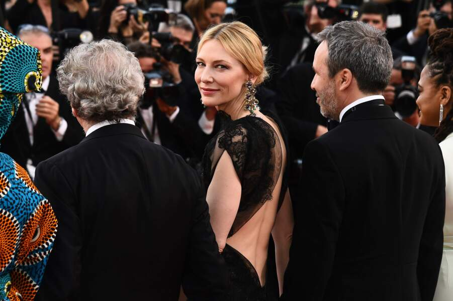 Coucou Cate Blanchett !
