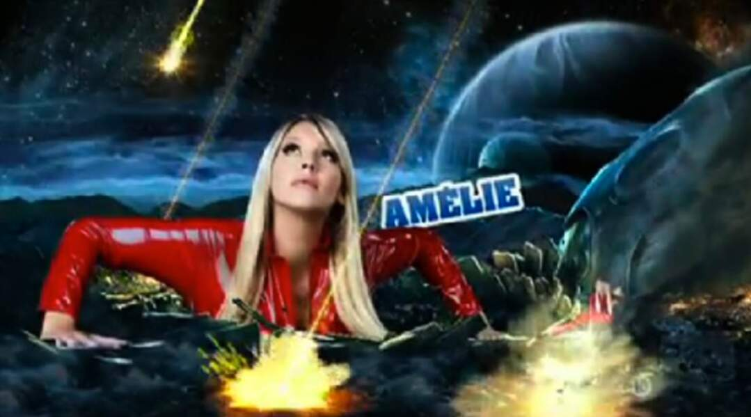 Amélie Neten est l'une des candidates les plus emblématiques de Secret Story !