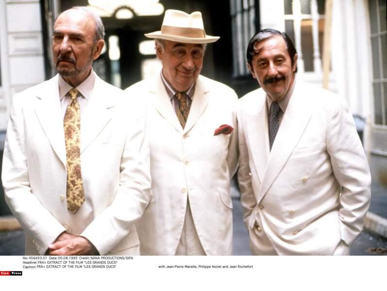 Les grands ducs en 1996