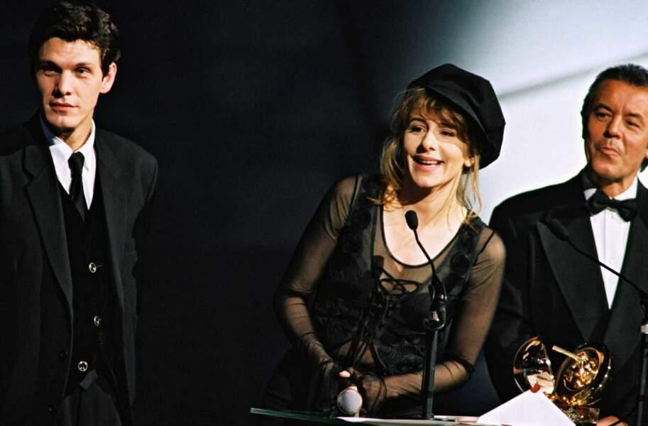 Nina Morato (Victoire de la révélation variétés féminine en 1994)