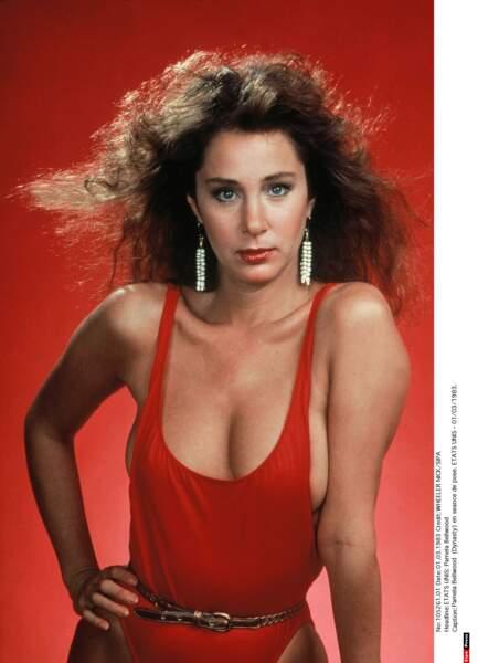 Pamela Bellwood était Claudia Blaisdel Carrington.